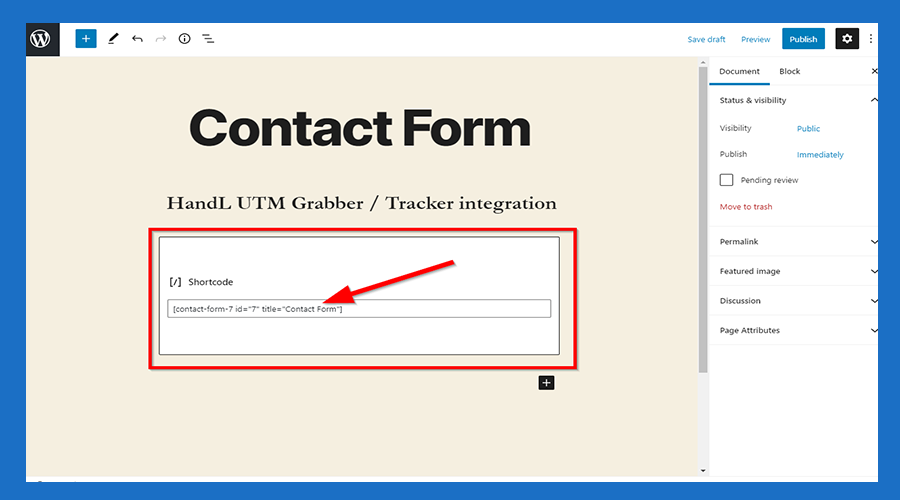 7-Paste the code you copied from the contact form.png